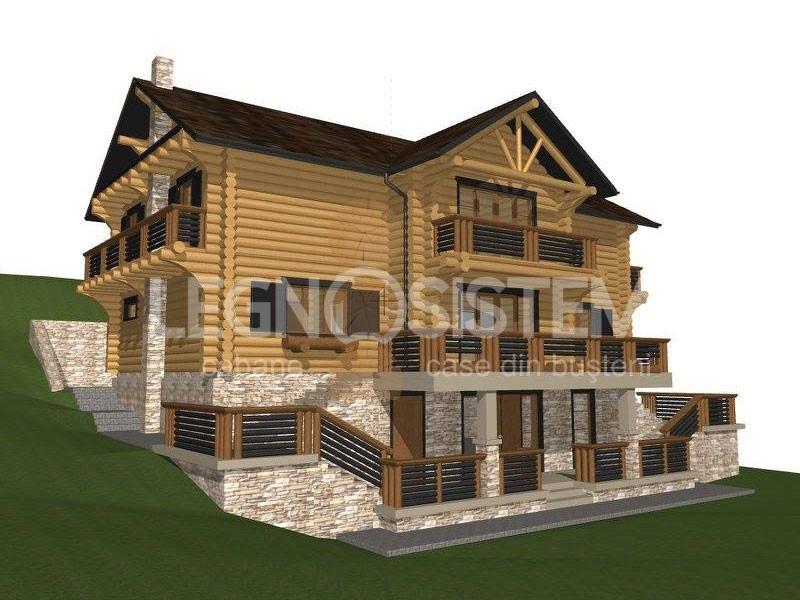 Agropensiunea Casa Padurarului
